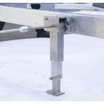Nurkkatukipari AL-KO Click-Fix 300-430mm